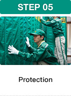 STEP 05 Protection